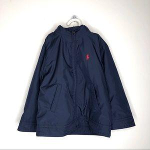 Polo Ralph Lauren Navy Jacket Coat 2T